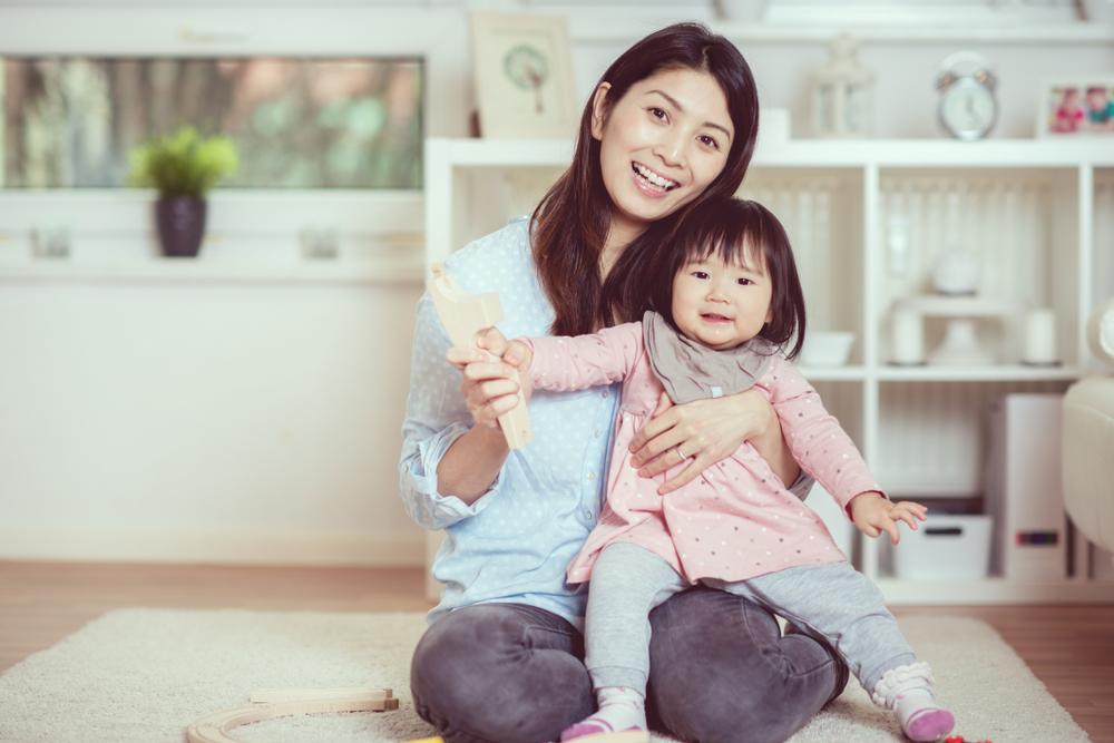 在宅ワークは育児をするママに最適!その理由とは?