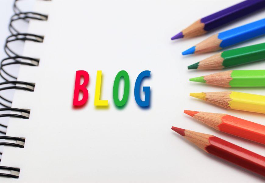 ブログのネタ