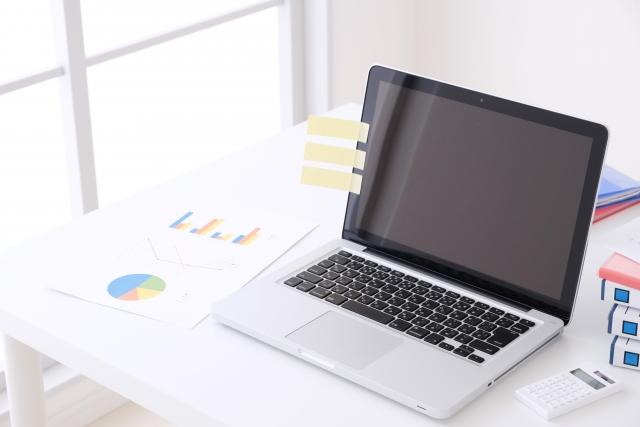 パソコンとデータ